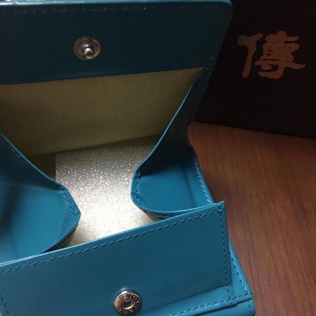 【新品】傳濱野 レディース財布 レディースのファッション小物(財布)の商品写真