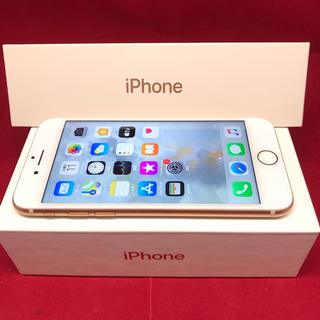 Apple - iPhone8 64GB SIMフリー 上美品