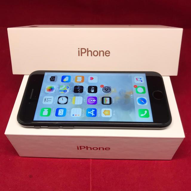 Apple(アップル)のiPhone7 128GB SIMフリー スマホ/家電/カメラのスマートフォン/携帯電話(スマートフォン本体)の商品写真
