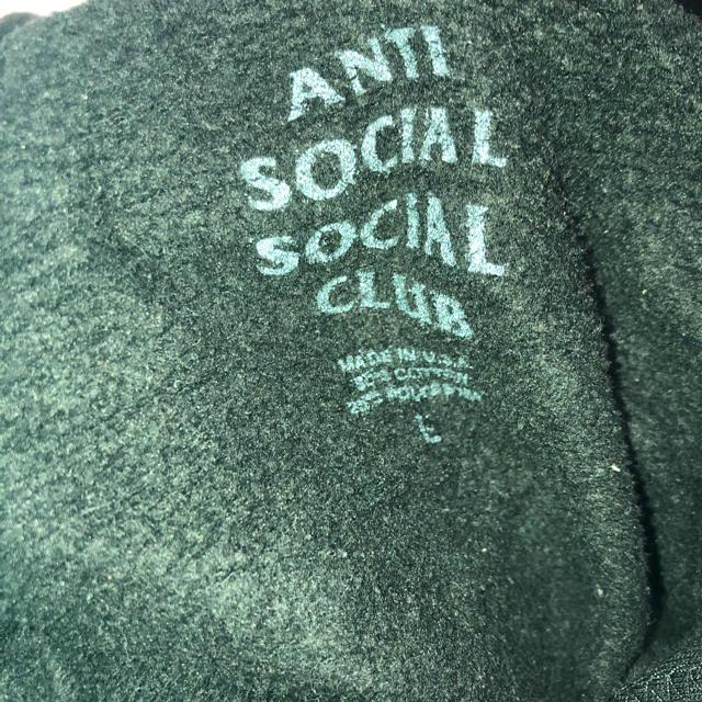 ANTI(アンチ)のasscパーカー 「Anti Social Social Club」 レディースのトップス(パーカー)の商品写真
