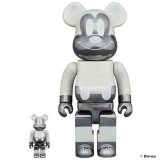 BE@RBRICK fragment MICKEY MOUSE REVERSE