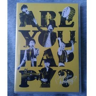 アラシ(嵐)の嵐 LIVE TOUR Are You Happy? DVD 通常盤(ミュージック)