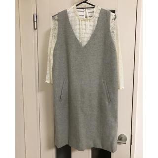 NATURAL BEAUTY BASIC - NATURAL BEAUTY BASIC  ジャンパースカート