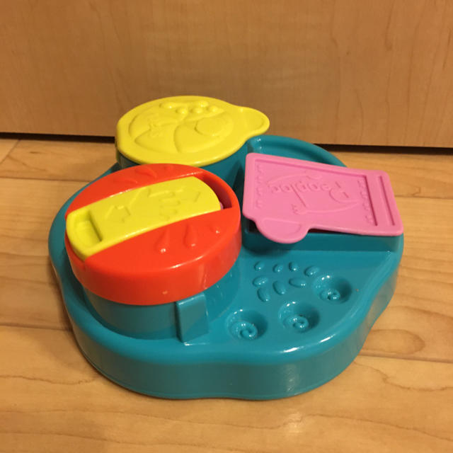 指先の知育 ピープル キッズ/ベビー/マタニティのおもちゃ(知育玩具)の商品写真