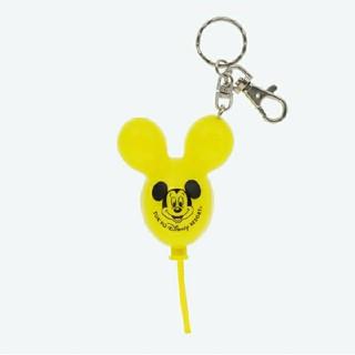 Disney - 再販 東京ディズニーリゾート限定品 ミッキー バルーンキーチェーン キーホルダー