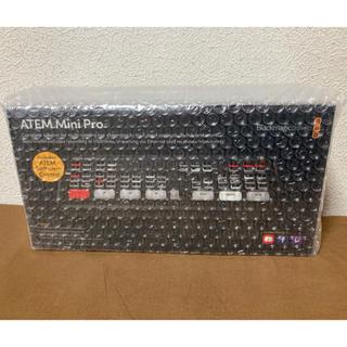 Blackmagic ATEM Mini Pro 新品未使用未開封