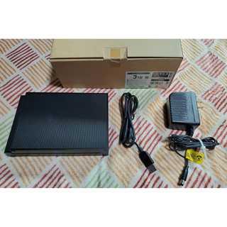 アイ・オー・データ 外付けHDD 3TB EX-HD3CZ