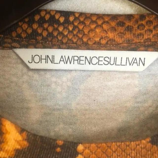 JOHN LAWRENCE SULLIVAN(ジョンローレンスサリバン)の【青のり様専用】    サリバン     パイソンTシャツ メンズのトップス(Tシャツ/カットソー(半袖/袖なし))の商品写真