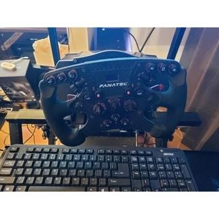 FANATEC レーシングのセットアップ