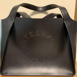 Stella McCartney - ステラマッカートニーロゴのトートバッグ