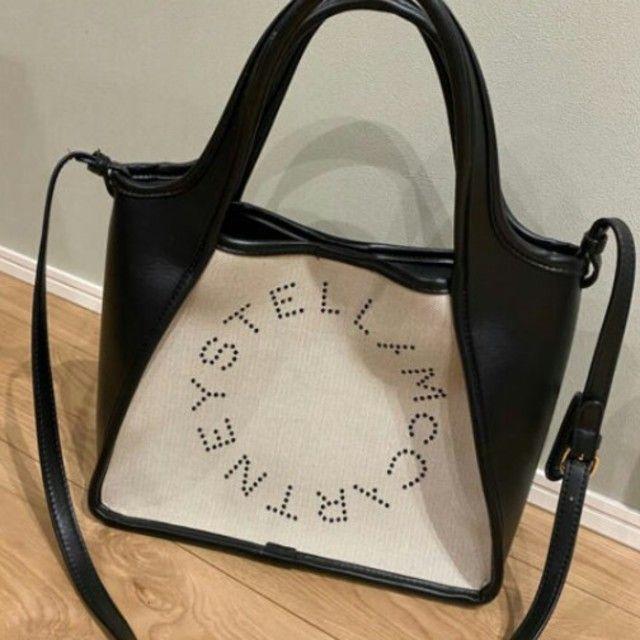 Stella McCartney(ステラマッカートニー)のステラマッカートニーのロゴ ショルダーバッグ レディースのバッグ(ショルダーバッグ)の商品写真