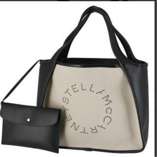 Stella McCartney - ステラマッカートニーのロゴ ショルダーバッグ