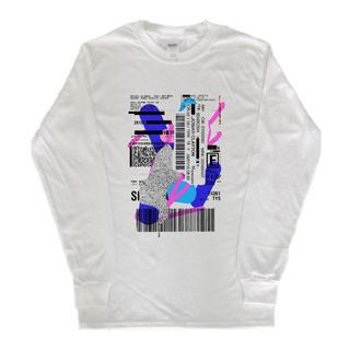 グラフィック ロゴ 長袖 ロングTシャツ  ugt10(Tシャツ/カットソー(七分/長袖))