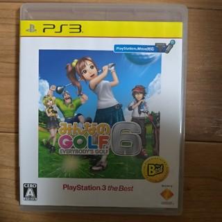 PlayStation3 - PS3 みんなのGOLF6 プレステ3