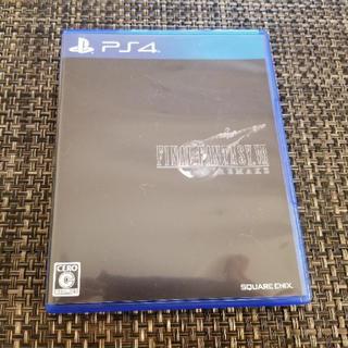 PlayStation4 - ファイナルファンタジー7 リメイク