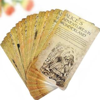 《新品》アリス ヴィンテージ風海外ポストカード 20枚セット