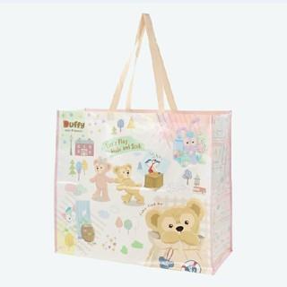 Disney - 東京ディズニーシー限定品 ダッフィー ショッピングバッグ