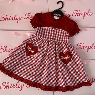 Shirley Temple - シャーリーテンプル🎀ワンピース  110