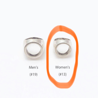 BEAUTY&YOUTH UNITED ARROWS - soierie frame ring ソワリー フレーム リング