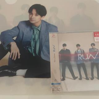Sexy Zone - RUN通常盤とクリアファイル 中島健人