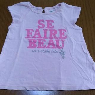 ベベ(BeBe)のベベ トップス(Tシャツ)