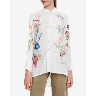 DESIGUAL - 新品✨定価13900円 デシグアル 長袖シャツ Mサイズ 大特価‼️
