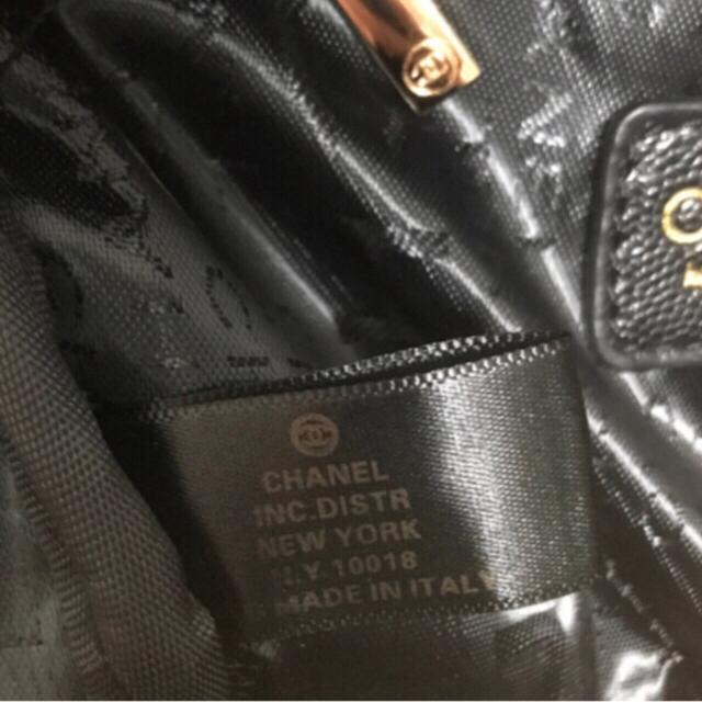 CHANEL(シャネル)のシャネル ノベルティリュックパックバッグ  レディースのバッグ(リュック/バックパック)の商品写真