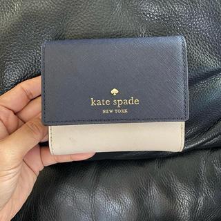 kate spade new york - ケイトスペード 二つ折り財布 美品