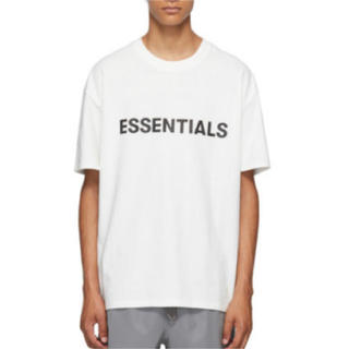 FEAR OF GOD - essentials/20SS Tシャツ/S