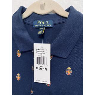 ポロラルフローレン(POLO RALPH LAUREN)の[新品タグ付き]10-12歳 ポロ ラルフローレン   ポロシャツ(その他)