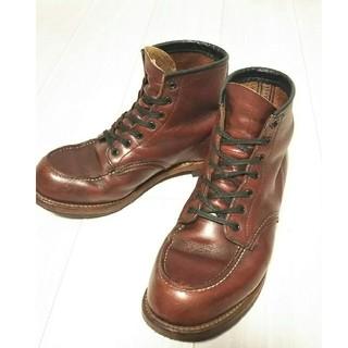 REDWING - RED WING レッドウィング レッドウイング 9010 ベックマン(羽タグ)