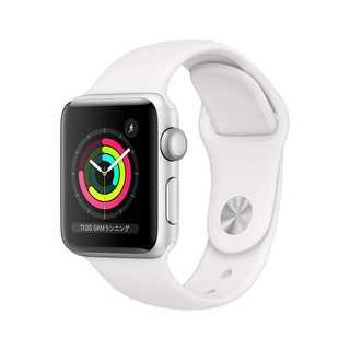 Apple Watch Series 3(GPSモデル)-