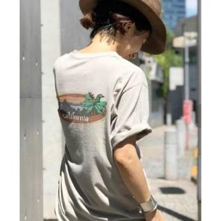 DEUXIEME CLASSE - 2019ss ドゥーズィエムクラス Tシャツ