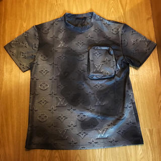 LOUIS VUITTON - LOUIS VUITTON Tシャツ モノグラム柄 ルイヴィトン