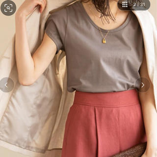 ノーブル(Noble)のノーブル カットソー(カットソー(半袖/袖なし))