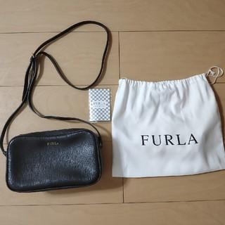 Furla - FURLA❤黒のショルダーバッグ