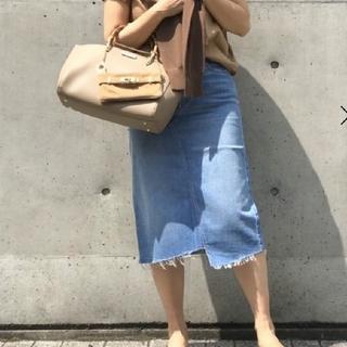 DEUXIEME CLASSE - 新品タグ付き♡ mother デニム スカート