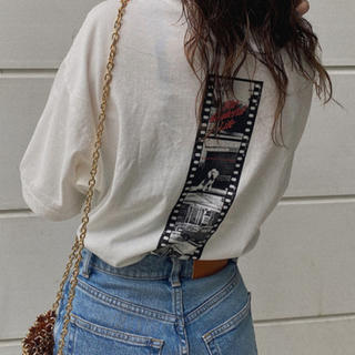 moussy - THE GRATEFUL LIFE Tシャツ