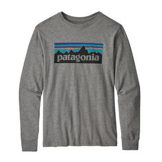 patagonia - パタゴニア キッズ ロングスリーブTシャツ
