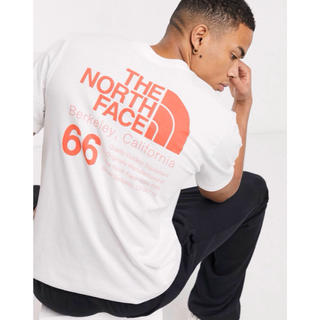 THE NORTH FACE - 【Mサイズ】新品タグ付き ノースフェイス カリフォルニアTシャツ ホワイト