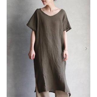 Plage - 【フリーサイズ】LES ATELIERS FRANCAIS  NO/SL ドレス