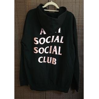 アンチ(ANTI)のANTI SOCIAL SOCIAL CLUBアンチソーシャルクラブ パーカー(パーカー)