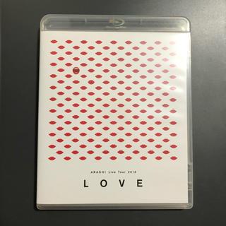 アラシ(嵐)の嵐 Loveコンサート Blu-ray (ミュージック)