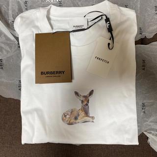 BURBERRY - Burberry tシャツ 鹿 Bambi