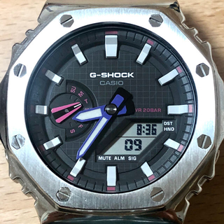 ジーショック(G-SHOCK)の特別仕様 カスタム品 CASIO G-shock 腕時計(腕時計(デジタル))