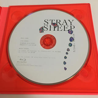 SONY - 米津玄師 stray sheep Blu-rayのみ