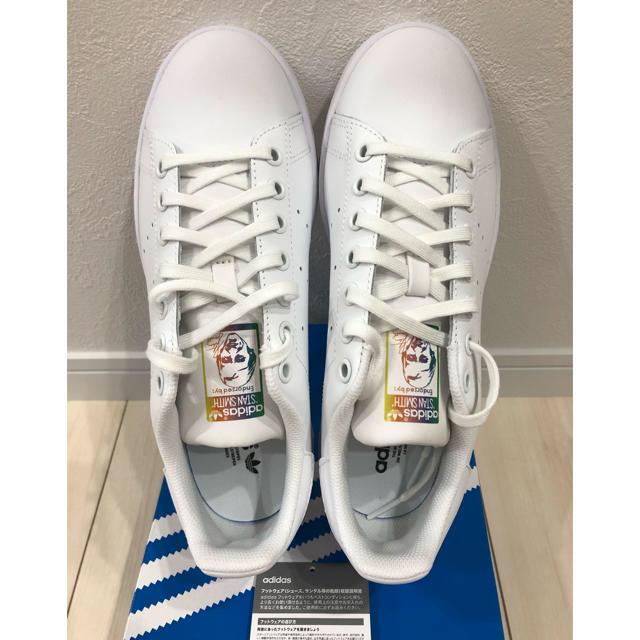 adidas(アディダス)の【マサヒデ様専用】adidas アディダス スタンスミス  24.5cm レディースの靴/シューズ(スニーカー)の商品写真