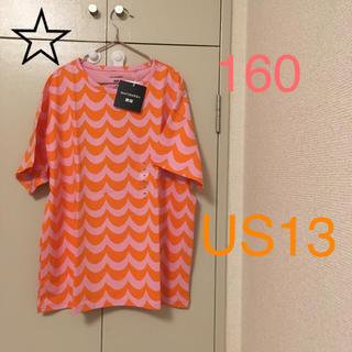 marimekko - marimekko UNIQLO  キッズTシャツUS13 160cm