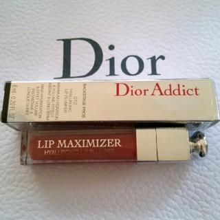 ディオール(Dior)のディオール アディクト リップマキシマイザー 012 ローズウッド(リップグロス)