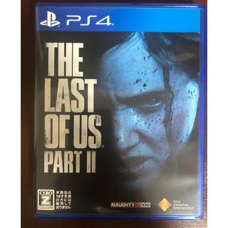 PlayStation4 - PS4 ラストオブアス2